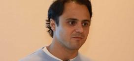 Felipe Massa's pit stop at Genworth