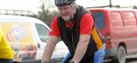 Martin's Clonea to Cooraclare fundraising cycle