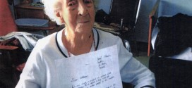 Feakle pupils write to Ireland's oldest person