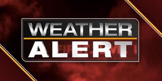 Orange Weather Alert