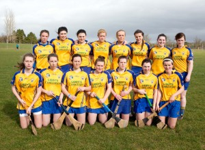 070315   The St Flannan's team that played Seamount in the All-Ireland final. Photograph by Arthur Ellis.