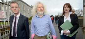 Daly and Wallace give evidence in Ennis