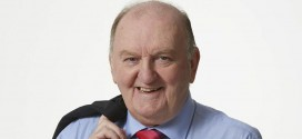 George Hook at Young FG dinner