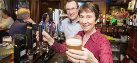 Maureen calls time on pulling pints
