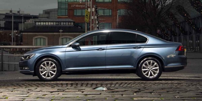 European Car of the Year 2015 - Volkswagen Passat.