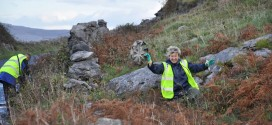 Keeping the Burren tidy
