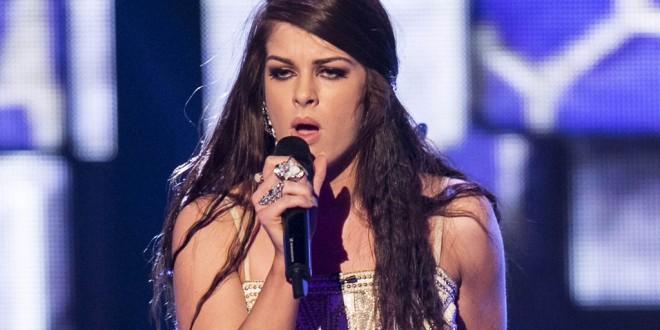 Sarah set for Voice semi-final