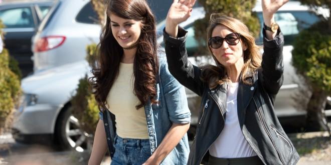 'Proud' Rachel backs Sarah in judges' spat