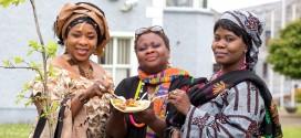 Celebrating Africa Day in Ennis