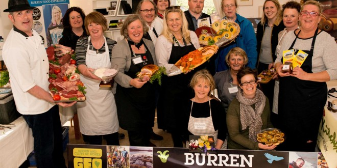 EDEN Award for Burren Food Trail