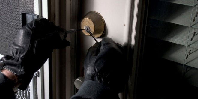 Householders cautioned on home security