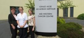 Killaloe nurse off to top American cancer centre