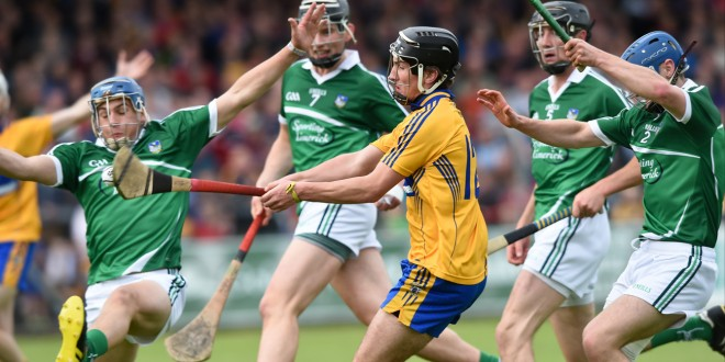 Limerick end Clare's four in a row dream
