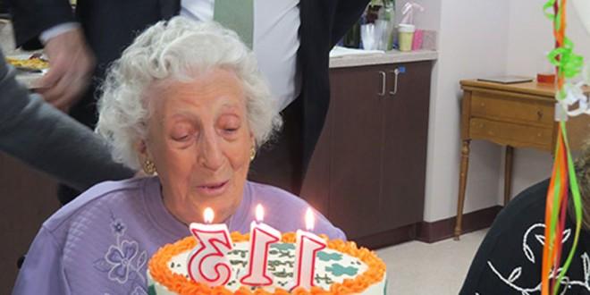 Ireland's oldest woman dies