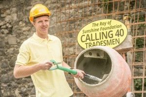 Henry Shefflin is calling for tradesmen and building workers to help the Ray of  Sunshine Foundation