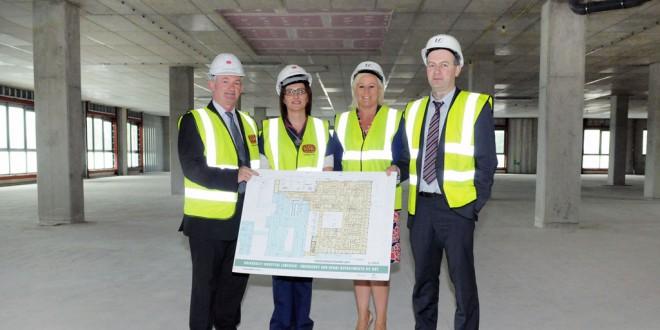 €25m works begin at Limerick hospital