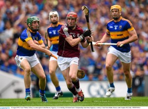 Conor Whelan in action against Tipperary. Phoitograph by Stephen McCarthy/Sportsfile