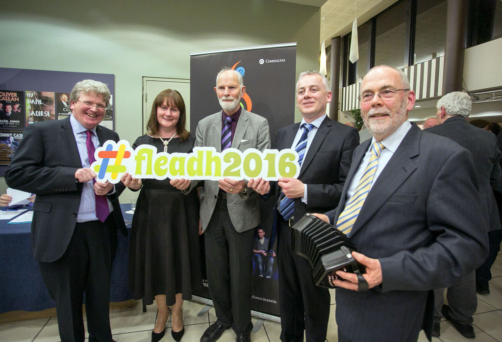 €100k boost for Fleadh hosts – The Clare Champion
