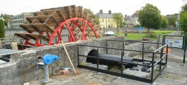 Watt an idea for Ennis mill wheel