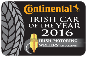 Continental Irish Car of the Year 2016