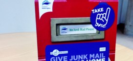 Clare says no to junk mail