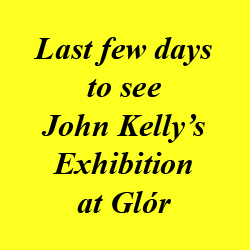 John Kelly exhibition
