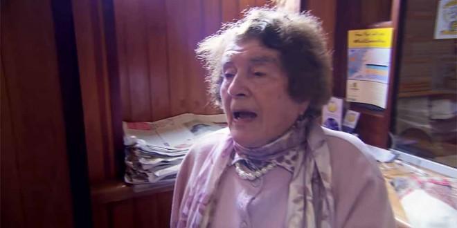 Maureen Cronin visits the 'Champion on Thursday mornings.