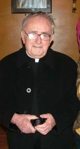 Rev Tom O'Dea