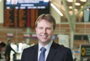 Shannon Group, CEO Matthew Thomas has welcomed the Frankfurt - Shannon service.