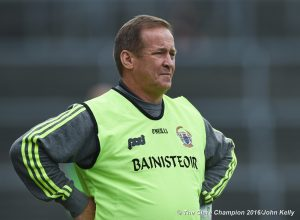 Colm Collins is interested in another terms as Clare football manager. Photograph by John Kelly.
