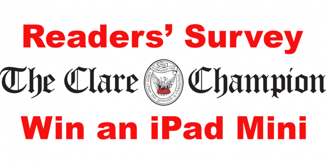 Readers' Survey