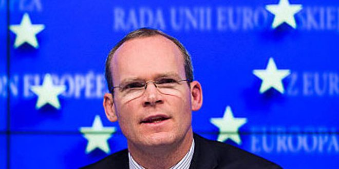 Simon Coveney has been nominated as Tánaiste by Leo Varadkar