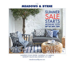 Meadows & Byrne Ad
