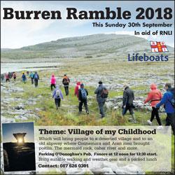 RNLI Burren Ramble