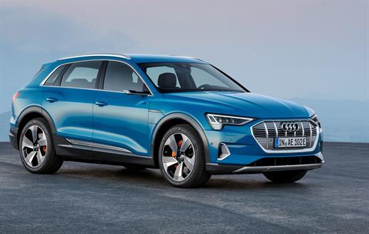 The Audi e-tron