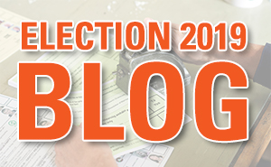 Election 2019 Blog
